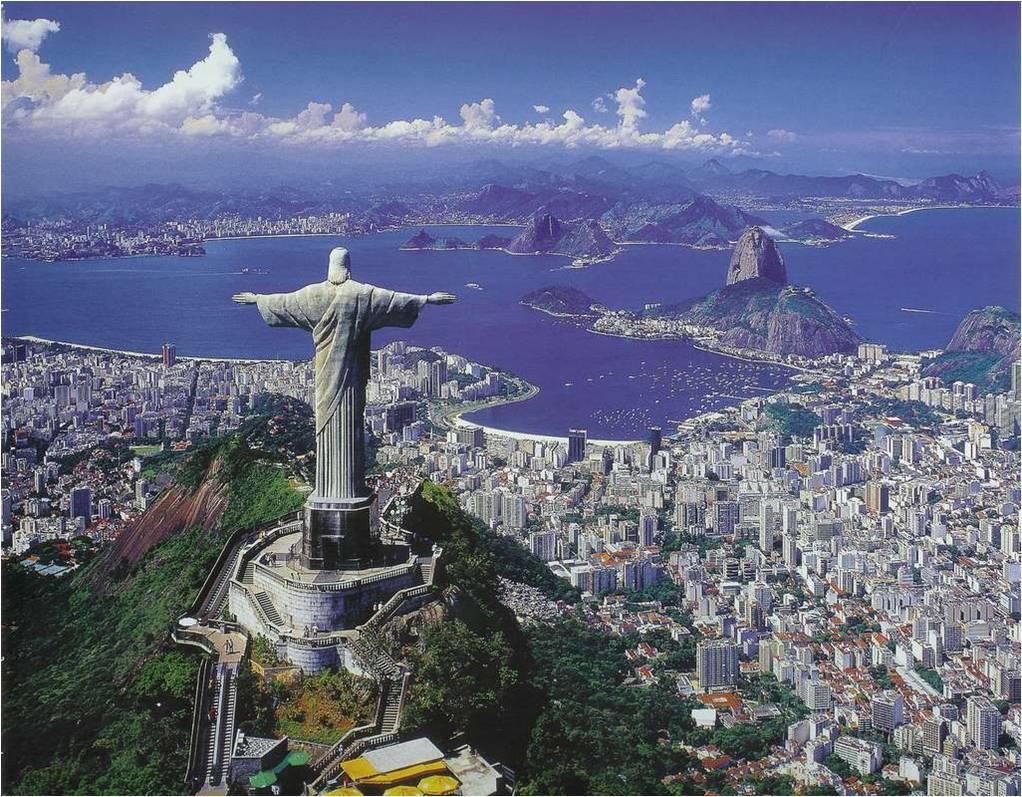 Socha Krista spasitele (Brazílie)